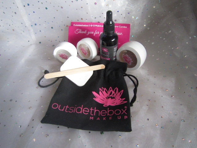 Love your skin? Love yourself? Love OTB Mineral makeup!