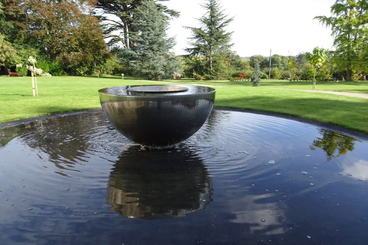 Penny Brohn UK, Zen Fountain