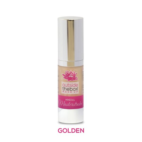 mineral makeup masterstroke golden single product shot