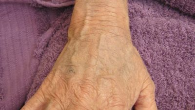 The Power of Touch as we age is even more relevant
